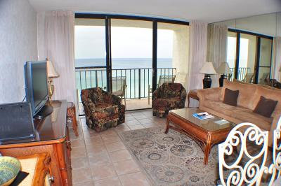 Panama City Beach Condo/Townhouse For Sale: 11347 Front Beach Road #909