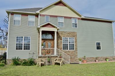 Panama City Single Family Home For Sale: 1208 E 2nd Court