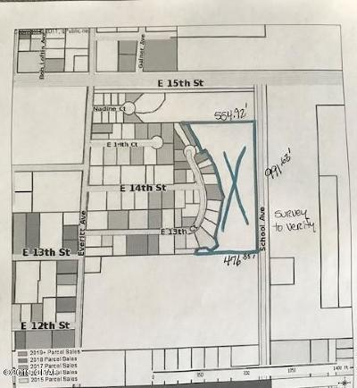 Panama City Residential Lots & Land For Sale: 3102 E 13th Street
