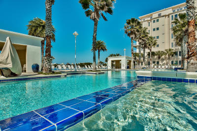 Panama City Beach Condo/Townhouse For Sale: 111 Carillon Market Street #302