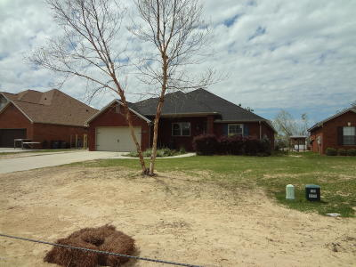 Lynn Haven Single Family Home For Sale: 1034 Britton Road