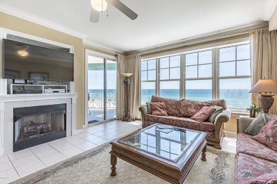 Panama City Beach Condo/Townhouse For Sale: 7505 Thomas Drive #411A