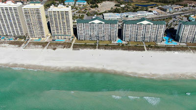 Panama City Beach Condo/Townhouse For Sale: 10517 Front Beach Road #1203