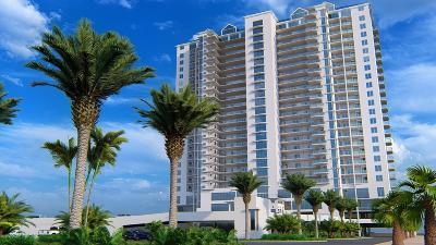 Panama City Beach Condo/Townhouse For Sale: 6161 Thomas Drive #1517