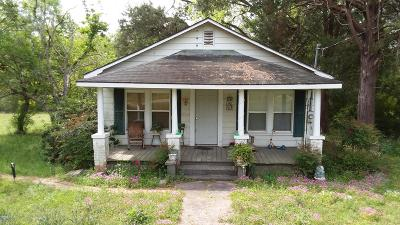 Holmes County Single Family Home For Sale: 750 W North Avenue