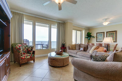 Gulf Crest Condo Condo/Townhouse For Sale: 8715 Surf Drive #1703