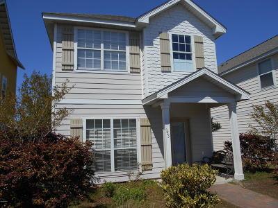 Panama City Beach Single Family Home For Sale: 353 Madison Circle