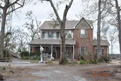 Panama City Single Family Home For Sale: 4600 Carroll Wood Lane