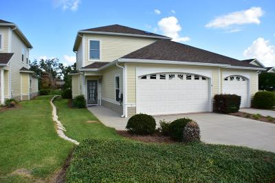 Panama City Condo/Townhouse For Sale: 2412 Saint Andrews Boulevard #6