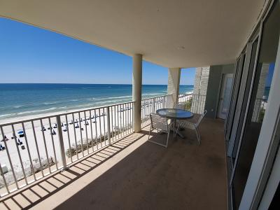 Panama City Beach Condo/Townhouse For Sale: 10515 Front Beach Road #603