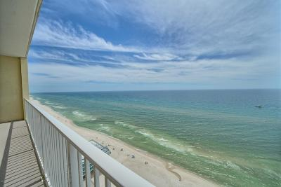 Panama City Beach Condo/Townhouse For Sale: 14415 Front Beach Road #2204