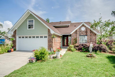 Panama City Single Family Home For Sale: 545 Tracey Drive