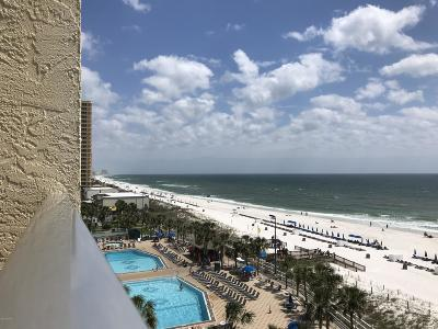 Panama City Beach Condo/Townhouse For Sale: 8743 Thomas Drive #704