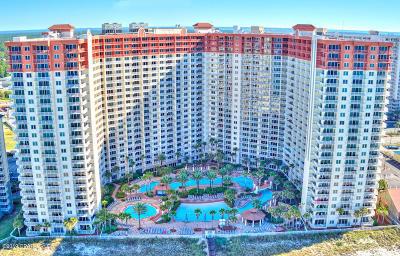 Shores Of Panama, Shores Of Panama Phase I, Shores Of Panama Phase Ii Condo/Townhouse For Sale: 9900 S Thomas Drive #1507