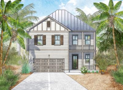 Inlet Beach Single Family Home For Sale: Lot 125 W Grande Point At Inlet Beach