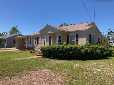 Bay County Single Family Home For Sale: 515 Spring Avenue