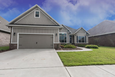 Panama City Single Family Home For Sale: 211 Shoreview Drive