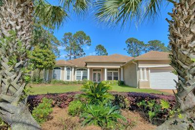 Panama City Beach Single Family Home For Sale: 326 Fairway Boulevard