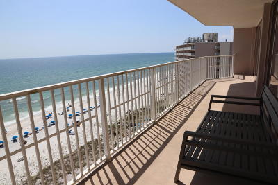 Dunes Of Panama Phase I, Dunes Of Panama Phase Ii, Dunes Of Panama Phase Iii, Dunes Of Panama Phase V Condo/Townhouse For Sale: 7205 Thomas Drive #1206