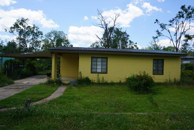 Marianna Single Family Home For Sale: 4461 Fairfax Road