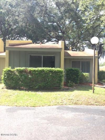 Panama City FL Condo/Townhouse For Sale: $130,000