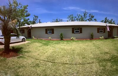 Panama City Single Family Home For Sale: 2816 N Panama Avenue