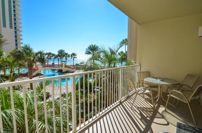 Panama City Beach FL Condo/Townhouse For Sale: $339,000