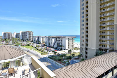 Grand Panama Beach Resort Condo/Townhouse For Sale: 11800 Front Beach #2-305