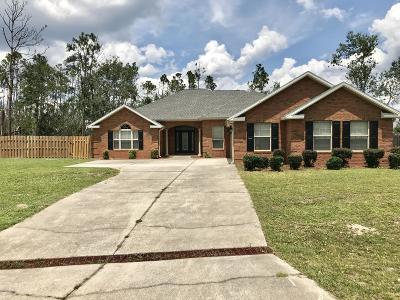 Panama City Single Family Home For Sale: 3409 High Cliff Road