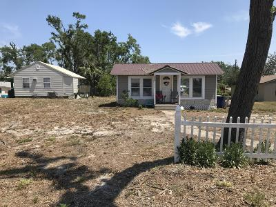 Panama City Single Family Home For Sale: 3806 W 17th Street #A, B, C