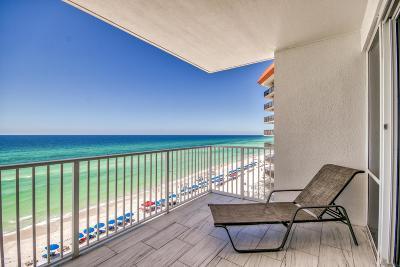 Panama City Beach Condo/Townhouse For Sale: 6415 Thomas Drive #605