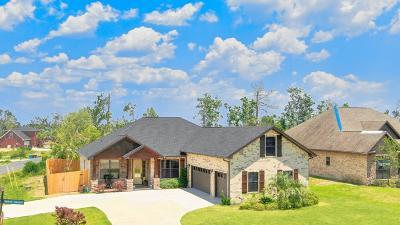 Single Family Home For Sale: 601 Shady Oaks Lane