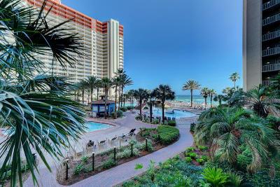Panama City Beach Condo/Townhouse For Sale: 9900 S Thomas Drive #209