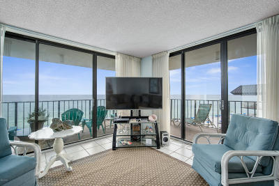Panama City Beach Condo/Townhouse For Sale: 11619 Front Beach Road #612