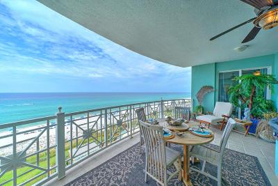 Panama City Beach Condo/Townhouse For Sale: 7505 Thomas Drive #712B