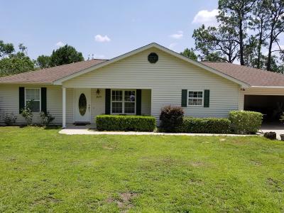 Washington County Single Family Home For Sale: 4233 Leisure Lakes Drive