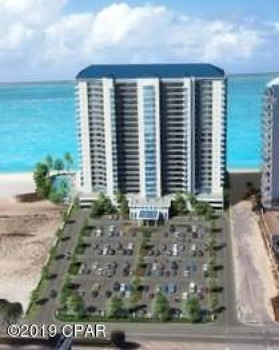 Panama City Beach Condo/Townhouse For Sale: 6161 Thomas Drive #1716