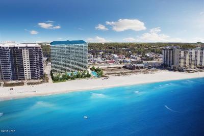 Panama City Beach Condo/Townhouse For Sale: 6161 Thomas Drive #816