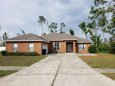 Panama City Single Family Home For Sale: 204 Wood Trail