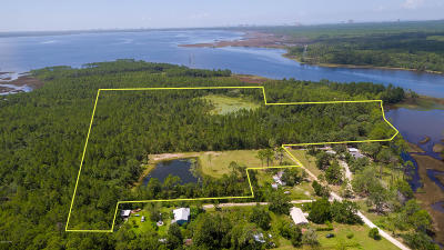 Panama City Beach FL Residential Lots & Land For Sale: $2,600,000