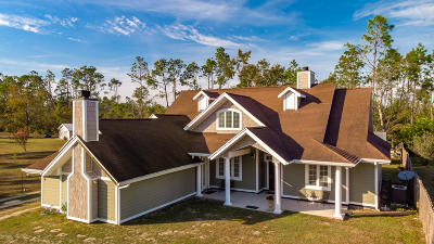 Panama City Single Family Home For Sale: 817 Clement Drive