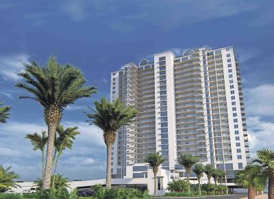 Panama City Beach Condo/Townhouse For Sale: 6161 Thomas Drive #1416