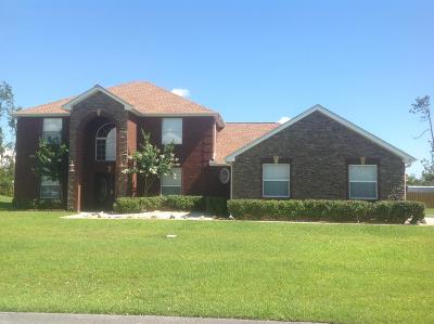 Panama City Single Family Home For Sale: 4904 Mittie Lane