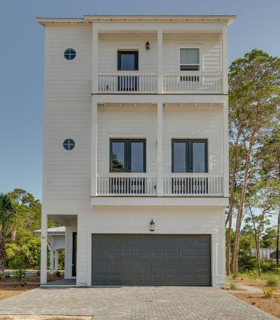 Inlet Beach Single Family Home For Sale: 267 Grande Pointe