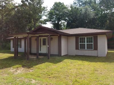 Holmes County Single Family Home For Sale: 2925 Cedar Lane