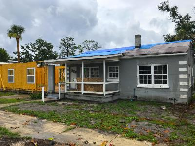 Panama City FL Single Family Home For Sale: $79,000