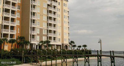 Panama City Condo/Townhouse For Sale: 3001 W 10th Street #305