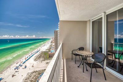 Panama City Beach Condo/Townhouse For Sale: 14701 Front Beach 1835 Road #1835
