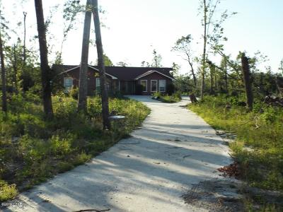 Bay County Single Family Home For Sale: 4021 Osprey Point