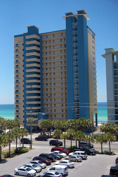 Panama City Beach Condo/Townhouse For Sale: 10713 Front Beach Road #101